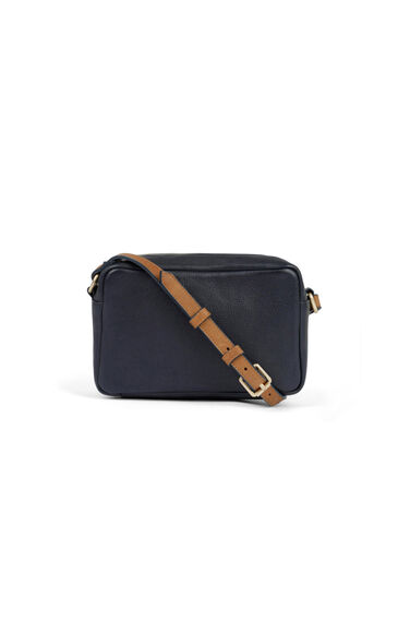 Warehouse, BOXY CROSSBODY BAG Navy 0