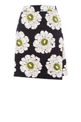 Warehouse, MELODY FLORAL SKIRT Multi 0