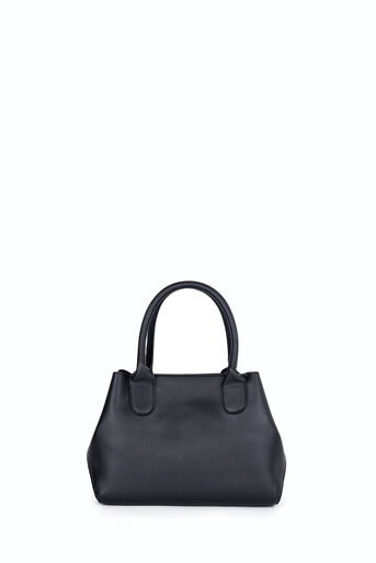 Warehouse, MINI BOXY SHOPPER Black 0