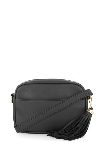 Warehouse, CAMERA BAG Black 0