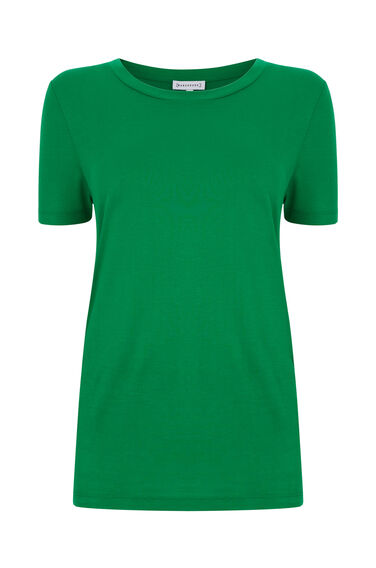 Warehouse, SMART T-SHIRT Bright Green 0