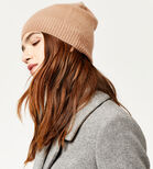 Warehouse, CASHMERE HAT Camel 1