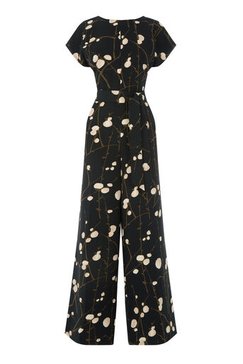 Warehouse, Firefly Print Jumpsuit Multi 0