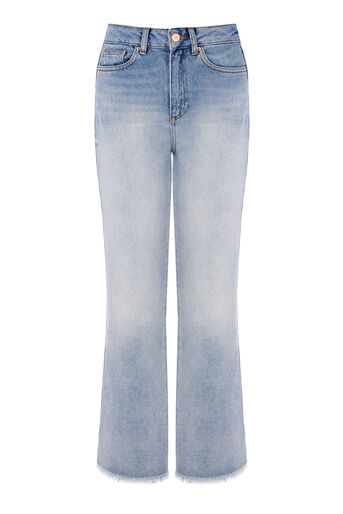 Warehouse, Bleached Jean Bleach Denim 0