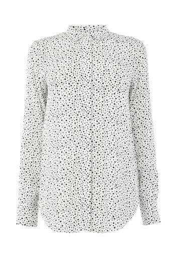 Warehouse, DITSY STAR SHIRT Neutral  Print 0