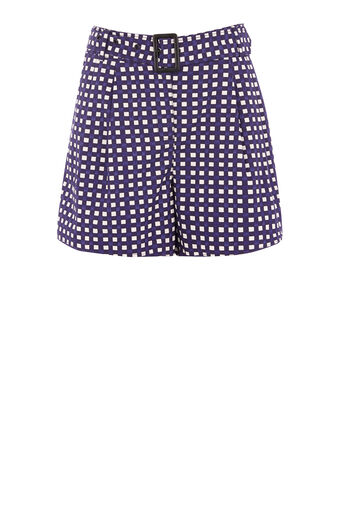 Warehouse, GINGHAM SHORT Multi 0