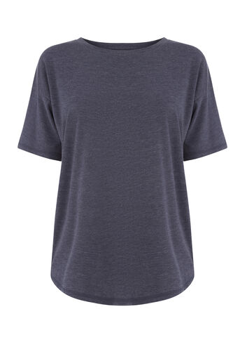 Warehouse, CASUAL TEE Light Blue 0