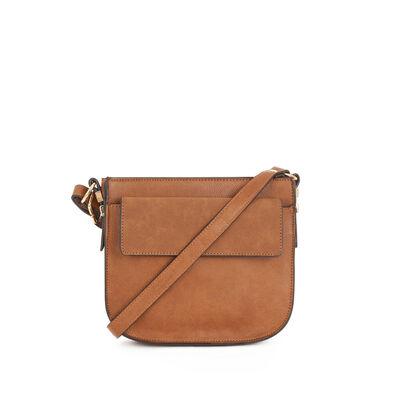 Small Saddle Cross Body Bag