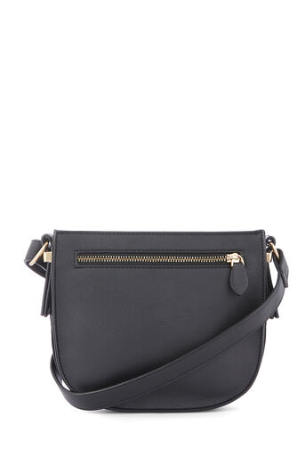 Warehouse, SQUARE CASUAL CROSSBODY Black 0