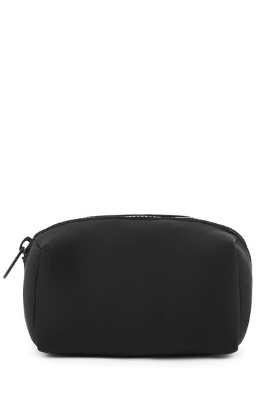 Warehouse, Scuba Make Up Bag Black 0