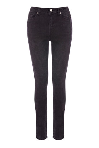 Warehouse, Powerhold Skinny Cut Dark Grey 0