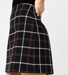 Warehouse, CHECK PELMET SKIRT Multi 4