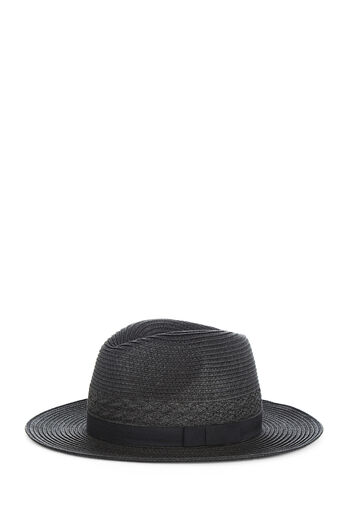 Warehouse, PANAMA HAT Black 0
