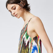 Warehouse, RAINBOW IKAT MAXI DRESS Multi 4