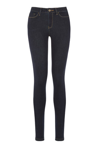 Warehouse, The Skinny Cut Indigo Denim 0