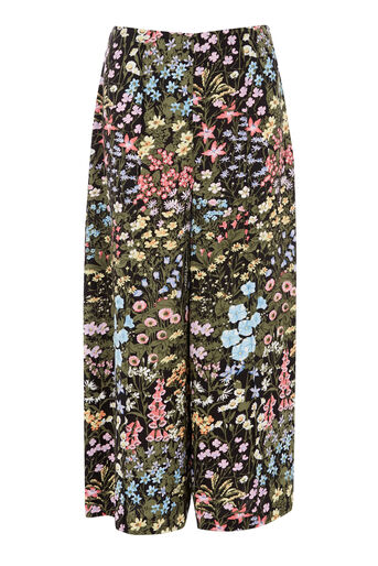Warehouse, WILD GARDEN CULOTTE Multi 0