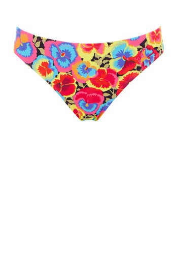 Warehouse, PANSY POP PRINT BIKINI BOTTOMS Multi 0
