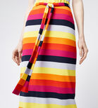 Warehouse, RAINBOW STRIPE MAXI DRESS Multi 4