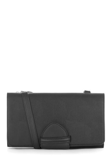 Warehouse, KEEPER CROSS BODY BAG Black 0