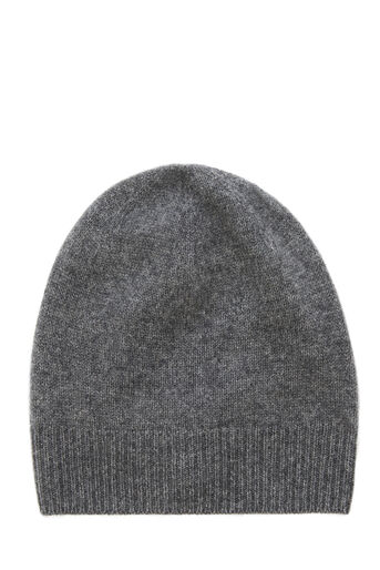 Warehouse, CASHMERE HAT Dark Grey 0