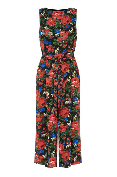 Warehouse, LUPITA ROSE JUMPSUIT Multi 0