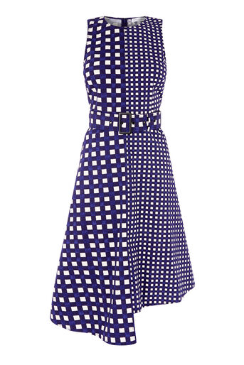 Warehouse, GINGHAM DRESS Multi 0
