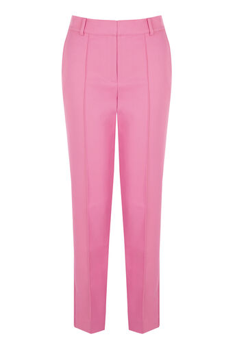 Warehouse, STITCH SEAM TROUSER Light Pink 0
