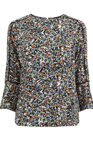 Warehouse, DITSY FLORAL TOP Multi 0
