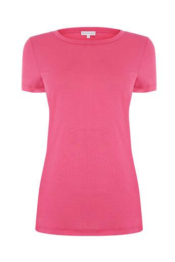 Warehouse, SMART T-SHIRT Light Pink 0