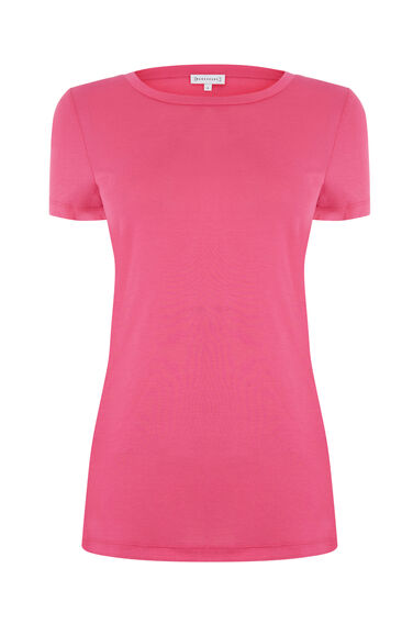 Warehouse, SMART T-SHIRT Light Pink 0