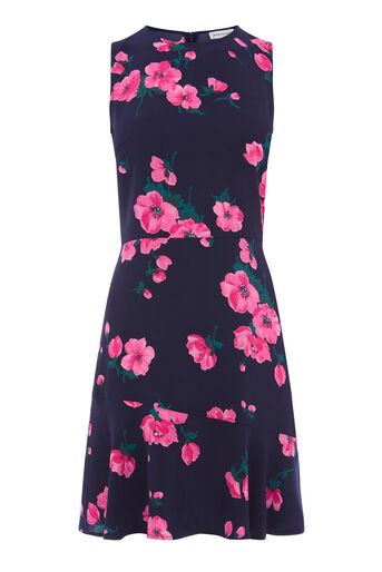 Warehouse, DELIA PRINT DRESS Multi 0