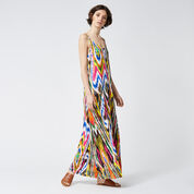 Warehouse, RAINBOW IKAT MAXI DRESS Multi 1