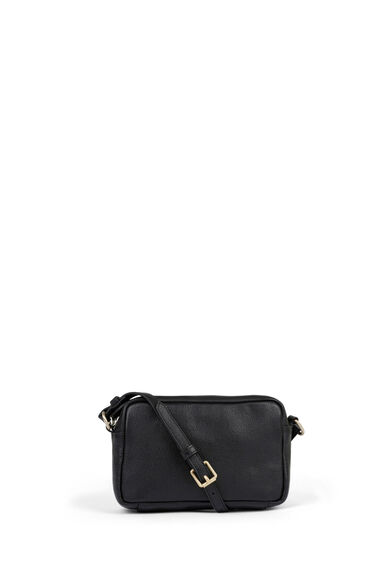 Warehouse, BOXY CROSSBODY BAG Black 0