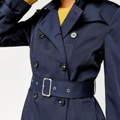 Warehouse, Classic Trench Navy 4