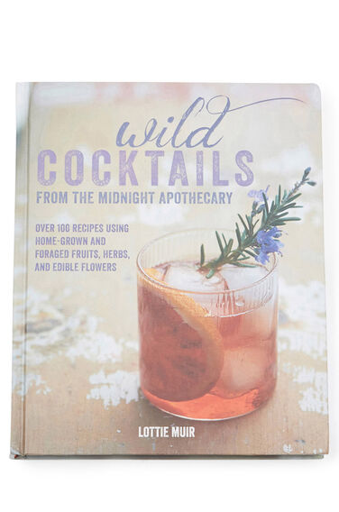 Warehouse, Wild Cocktails Book Multi 0