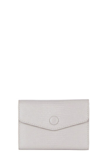 Warehouse, Premium Card Holder Light Grey 0