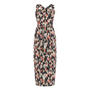 Warehouse, DIAMOND IKAT DRESS Multi 0