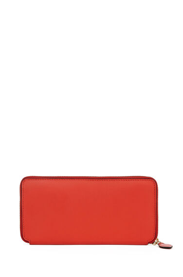 Warehouse, Zip Around Wallet Bright Red 0