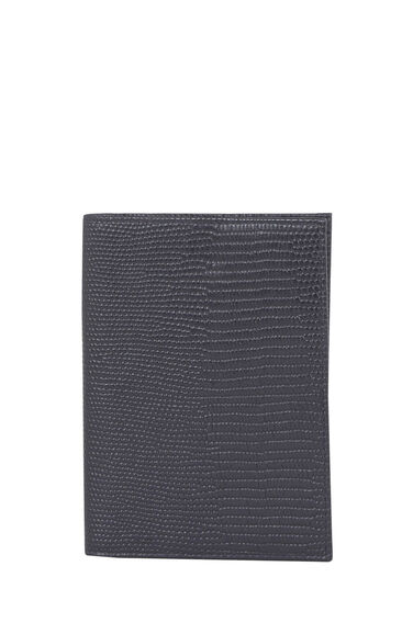Warehouse, Premium Passport Holder Navy 0