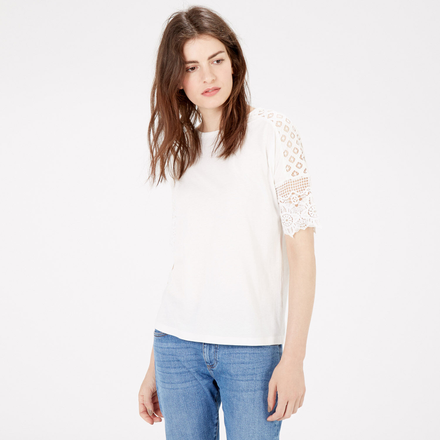 Here at Cotton Mill we carry a great selection of cotton shirts for women with many shirt styles, fabrics and even more colors. Our cotton tops are comfortable, durable, pre-shrunk and easy care. Combine with a pair of cotton pants and maybe a jacket, and you've got comfort with style.