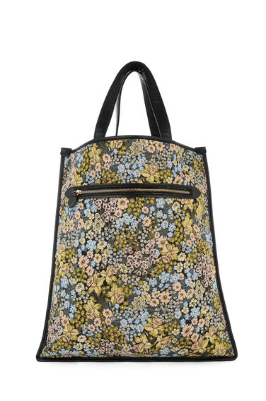 Warehouse, DAFFODIL OVERSPILL SHOPPER BAG Multi 0