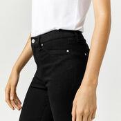Warehouse, Ultra Skinny Cut Jeans Black 4