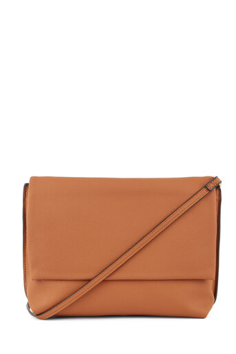 Warehouse, BUFF GRAINY CROSSBODY Tan 0