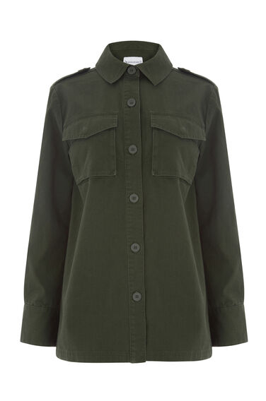 Warehouse, SHACKET Khaki 0