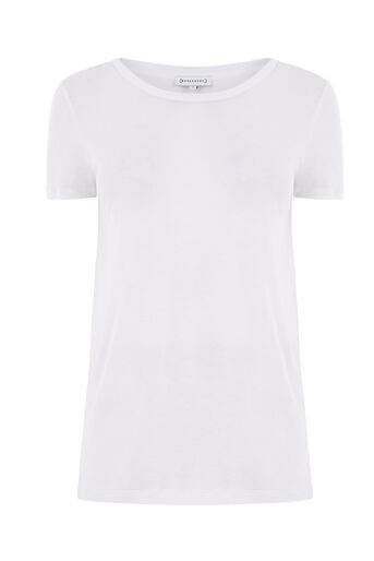Warehouse, SMART T-SHIRT White 0