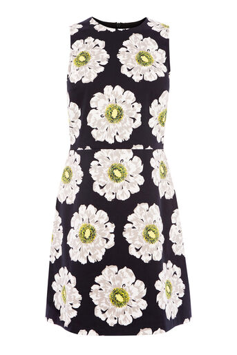 Warehouse, MELODY FLORAL DRESS Multi 0