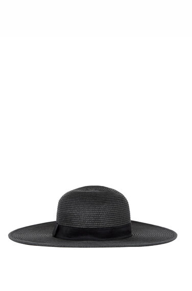 Warehouse, Floppy Hat Black 0