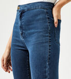 Warehouse, CLEAN HIGH RISE SKINNY Indigo 4