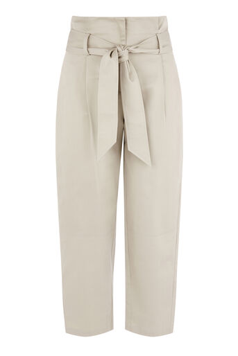 Warehouse, UTILITY TROUSERS Beige 0