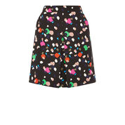 Warehouse, Geo Party Print Skirt Multi 0